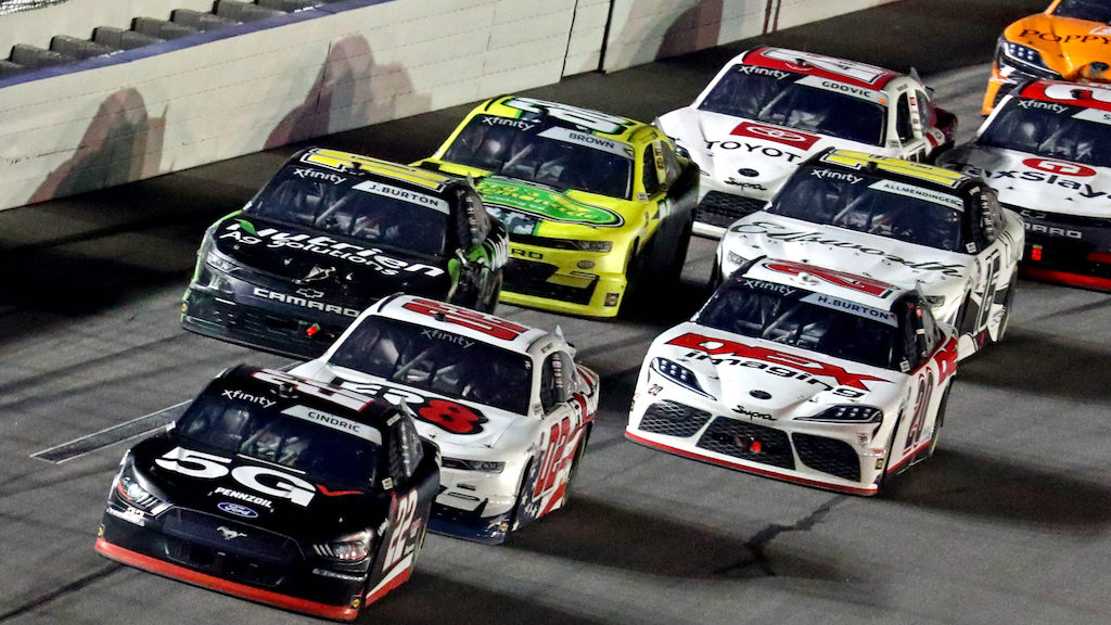 Betting NASCAR Xfinity Series