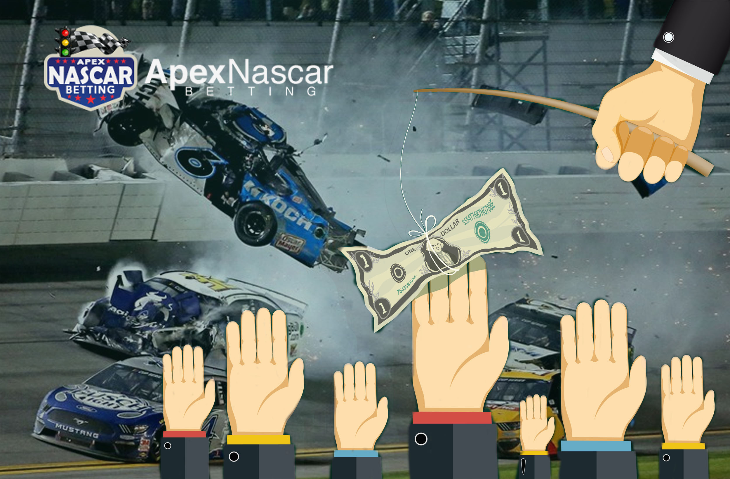 NASCAR Betting -- Potential Pitfalls in Wagering on Drivers